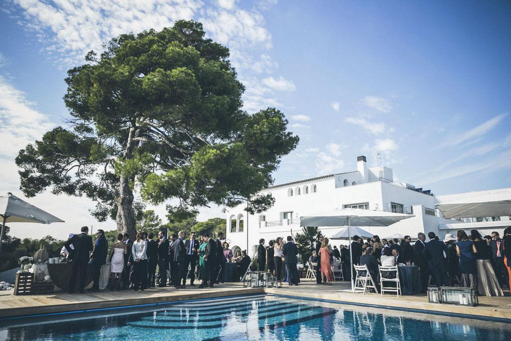 Casa del mar bodas - Masia casa del mar ...