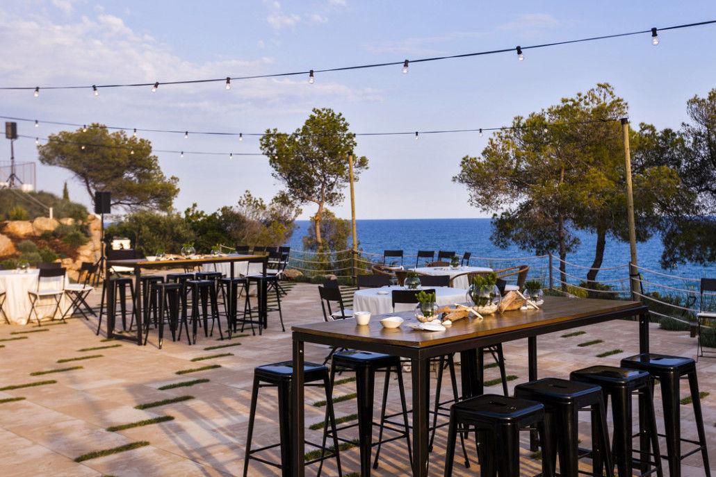 Casa del mar private celebrations - Masia casa del mar ...